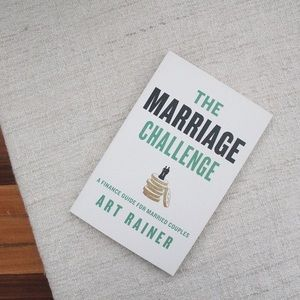 NWT The Marriage Challenge Paperback Book